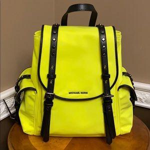 Michael Kors Small Leila Backpack purse
